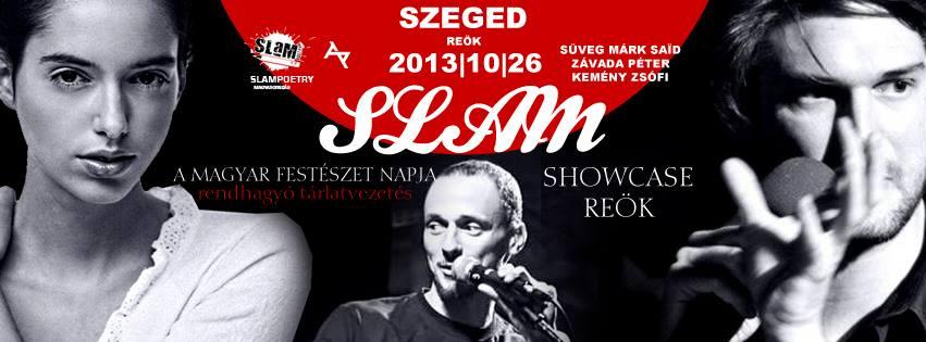 SPB Slam Showcase – Szeged