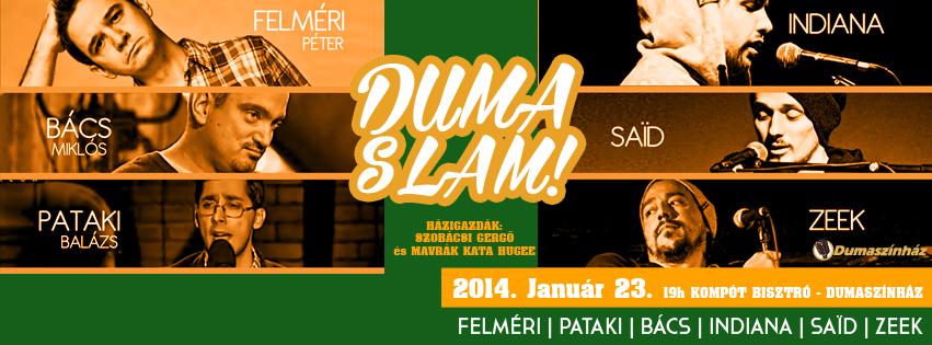 Dumaslam 5 – Január