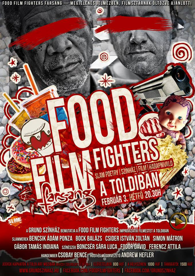 FOOD FILM FIGHTERS – Farsang