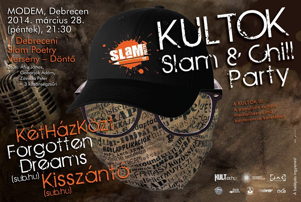 KULTOK Slam & Chill Party