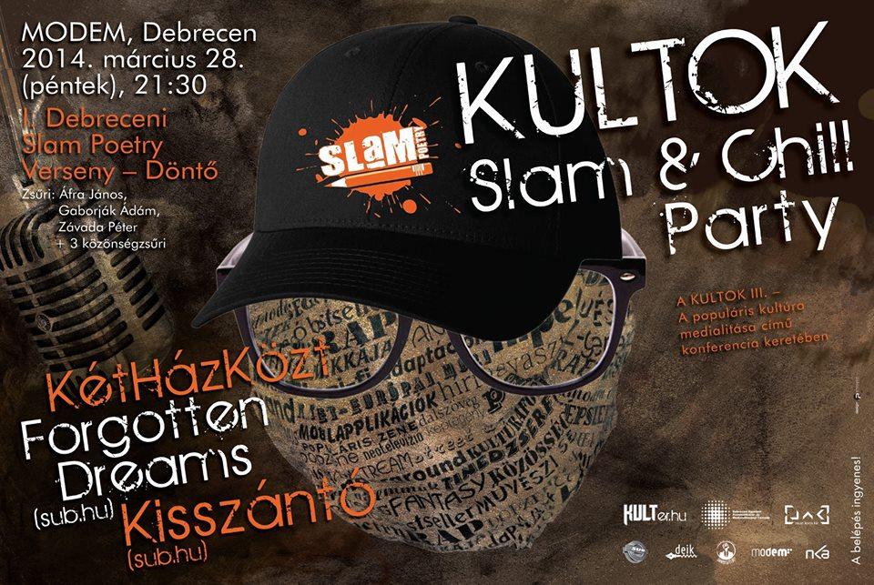 KULTOK Slam & Chill Party