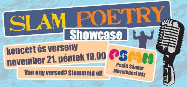 Slam Poetry Showcase