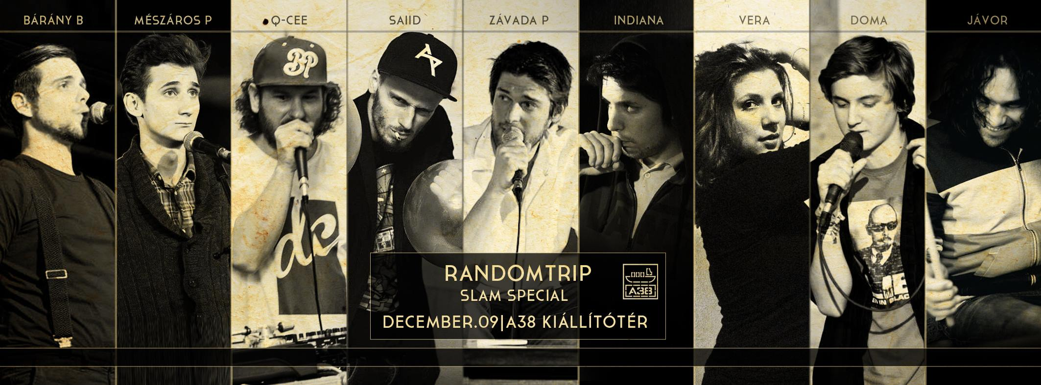 Random Trip Slam Special
