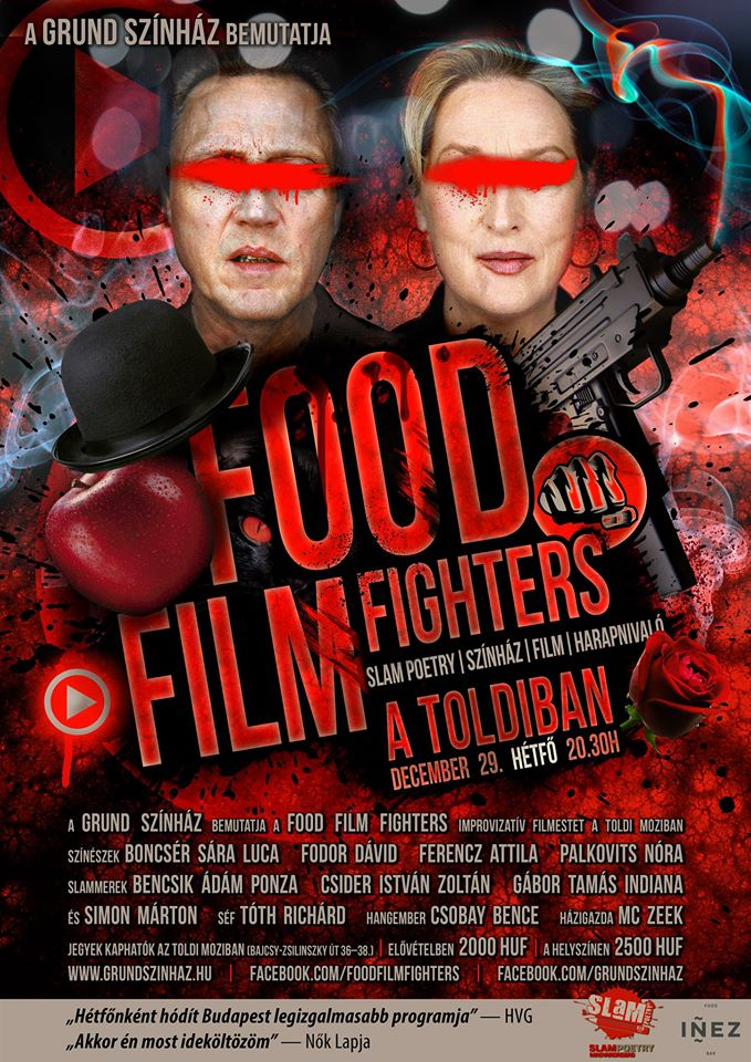 20. fOOD fILM fIGHTERS