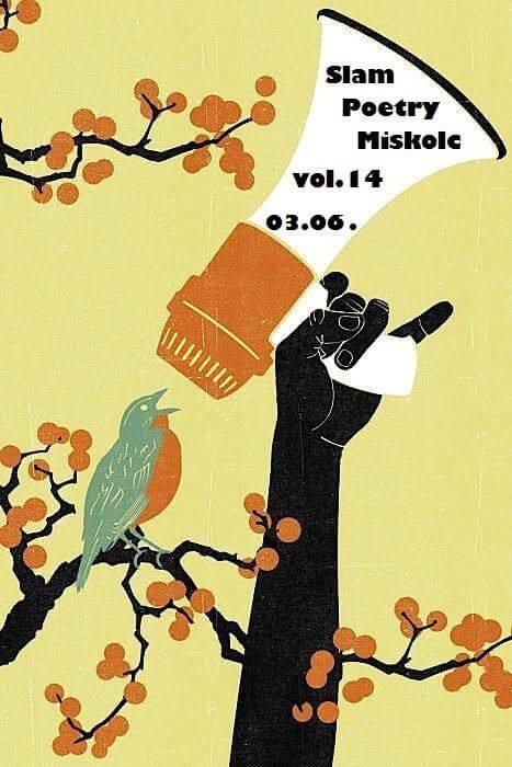 Slam Poetry Miskolc vol.14.