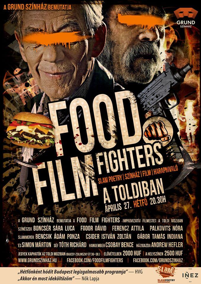 24. fOOD fILM fIGHTERS