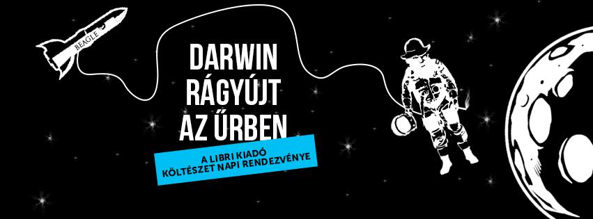 DARWIN RÁGYÚJT AZ ŰRBEN