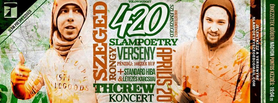 Slam Poetry Szeged