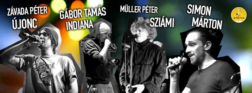 Gólya Slam II.