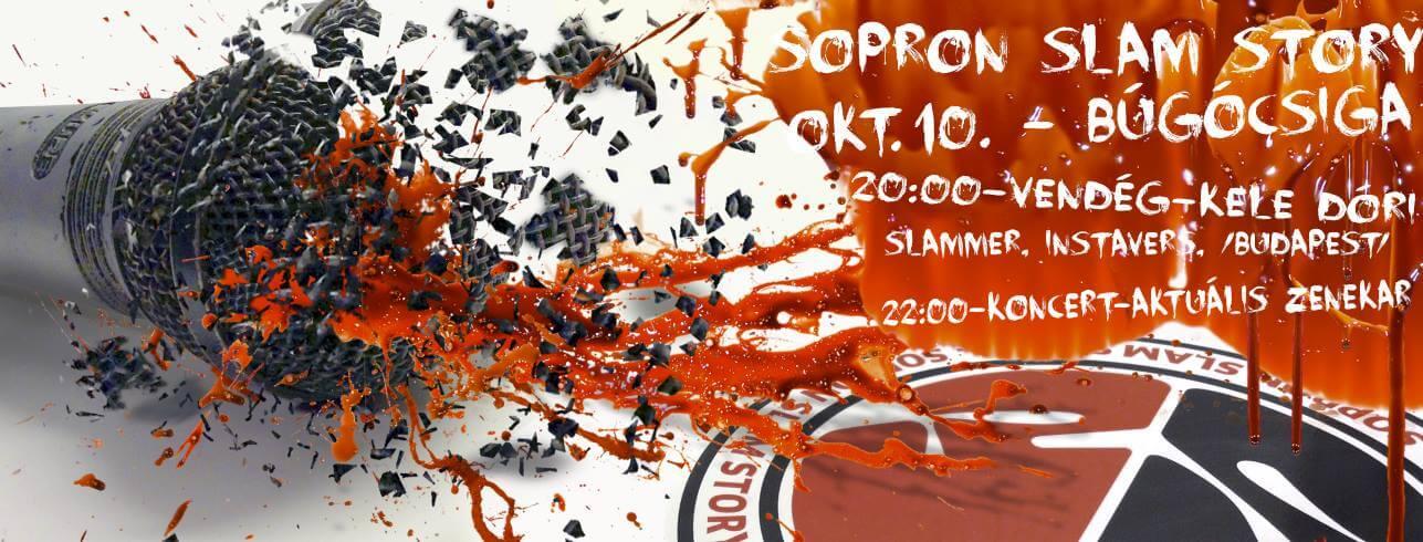 Sopron Slam Story – Búgócsiga