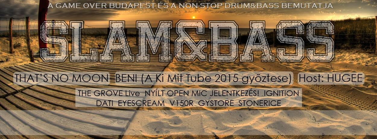 SLAM&BASS▼Beni (Ki Mit Tube 2015 győztes), That's no moon