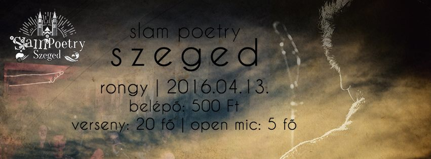 Slam Poetry Szeged