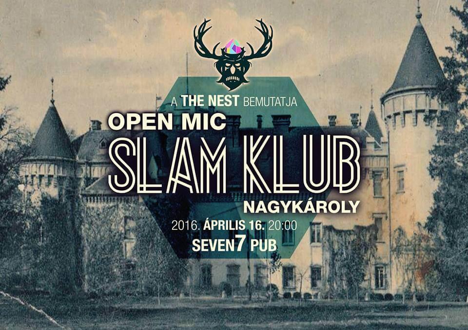 Slam Klub Nagykároly