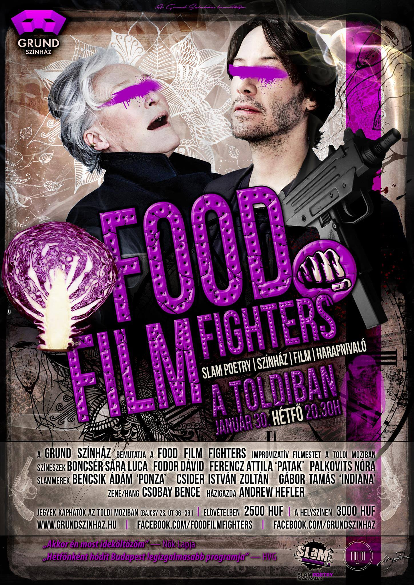 39. fOOD fILM fIGHTERS