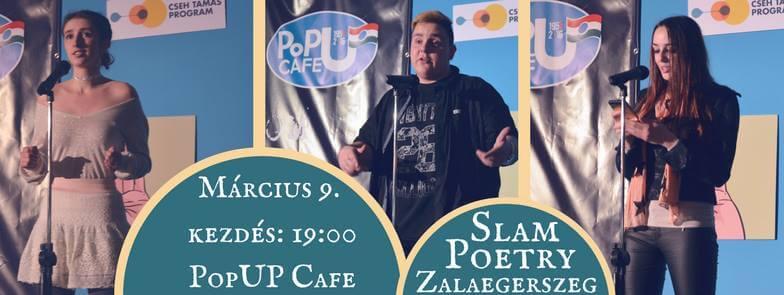 5. Slam Poetry Klub Zalaegerszeg