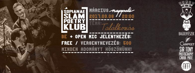 Márciusi Sopianae Slam Poetry Klub