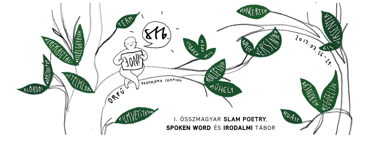 STB – I. Összmagyar Slam Poetry, Spoken Word és Irodalmi tábor