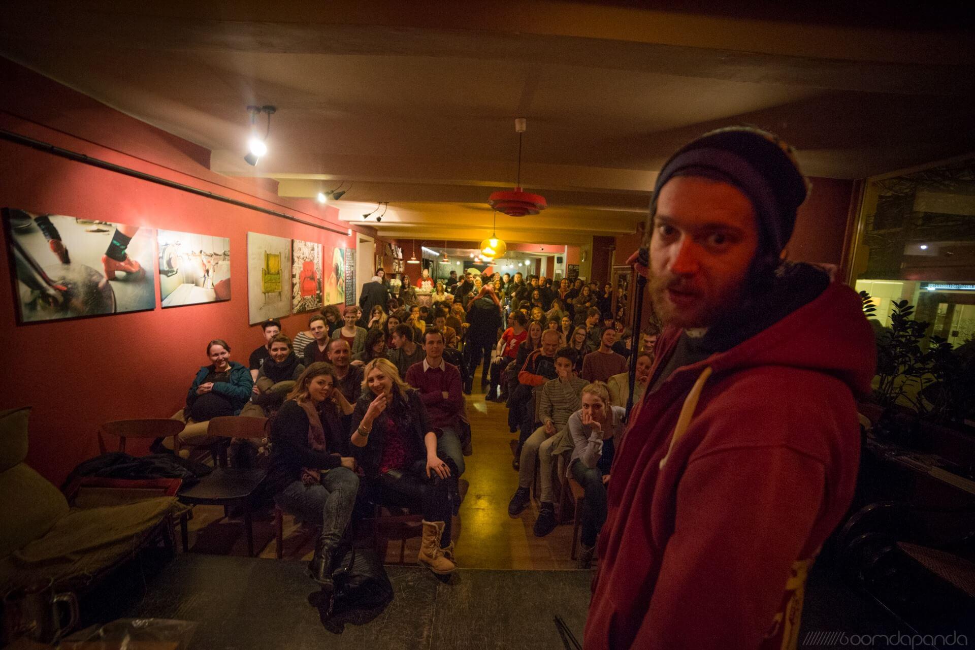 Februári Sopianae Slam Poetry Klub