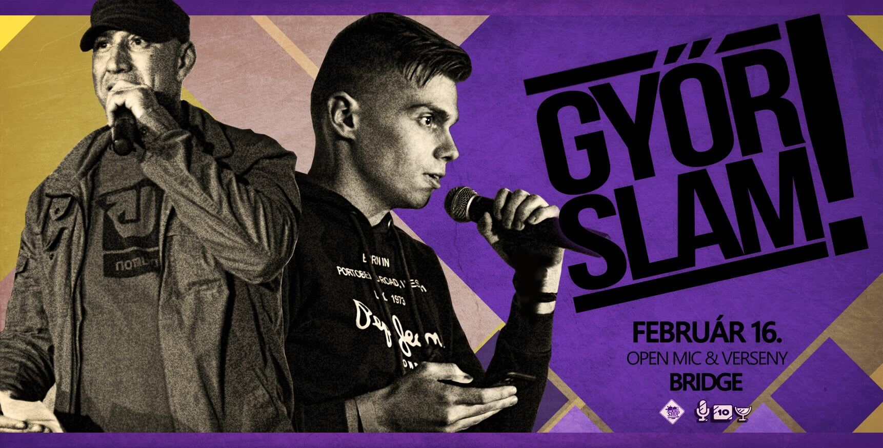 Győrslam! @Bridge /02.16./