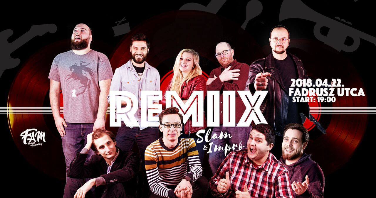 Remix – Slam & Impro