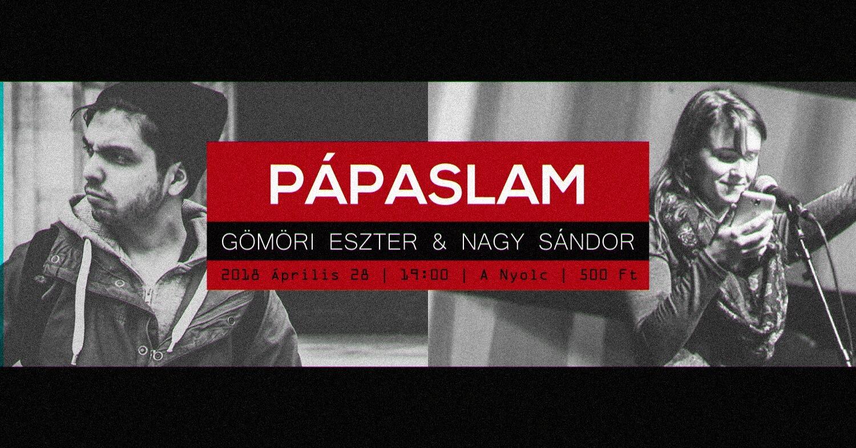 PápaSlam I. szezon 4. esemény