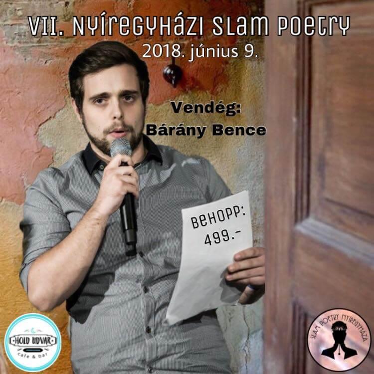 VII. Nyíregyházi Slam Poetry