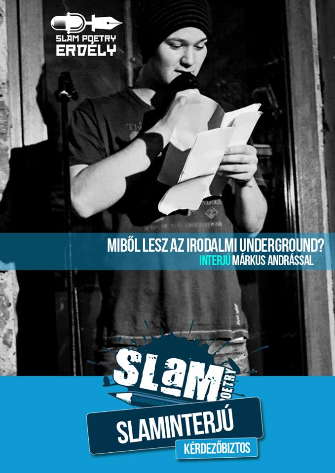 SLAM INTERJÚ VOL.1 – MÁRKUS ANDRÁS