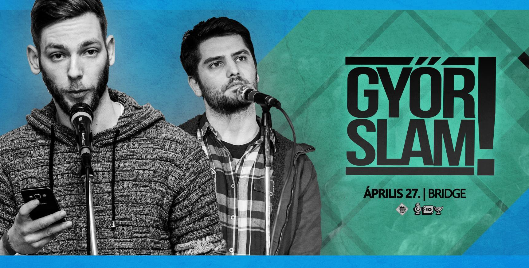 Győrslam! Klub @Bridge /04.27./
