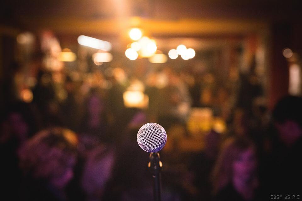 Novemberi Sopianae Slam Poetry Klub és 10. szülinapi buli